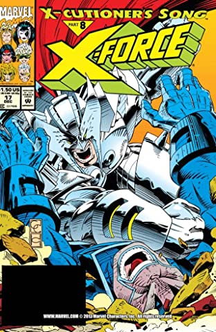 X-Force (1991-2002) No.17