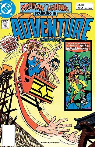 Adventure Comics (1935-1983) #473
