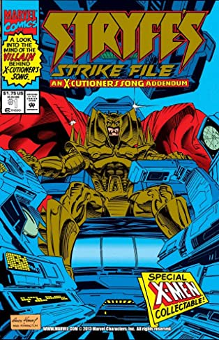 Stryfe's Strike File #1