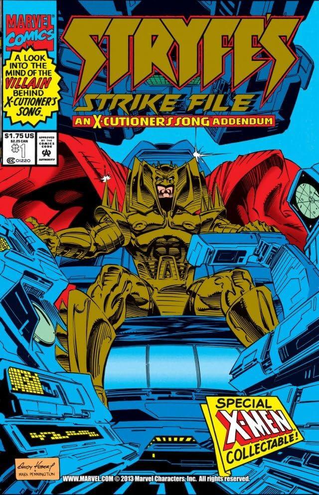 Stryfe's Strike File #1