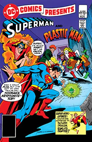 DC Comics Presents (1978-1986) #39