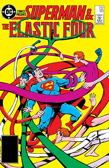 DC Comics Presents (1978-1986) #93