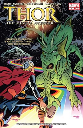 Thor: The Mighty Avenger #6