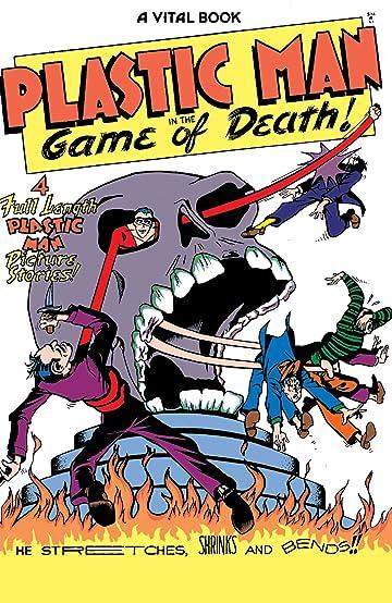 Plastic Man (1943-1956) #1