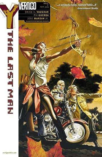 Y: The Last Man #7