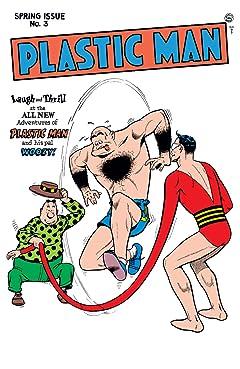 Plastic Man (1943-1956) #3