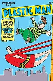 Plastic Man (1943-1956) #4