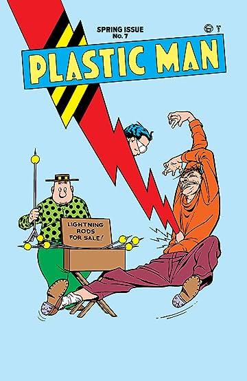 Plastic Man (1943-1956) #7