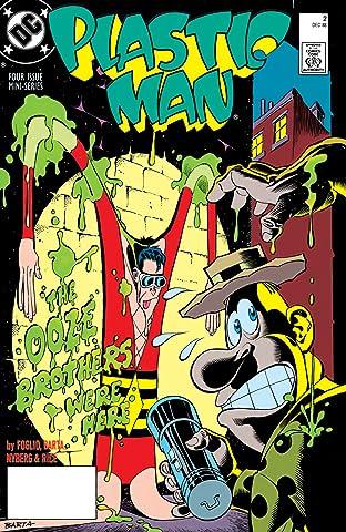 Plastic Man (1988-1989) #2