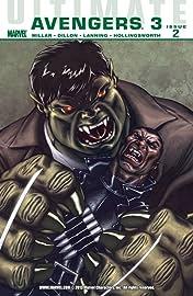 Ultimate Comics Avengers 3 #2 (of 6)