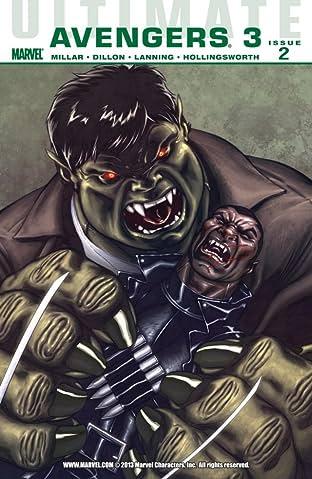 Ultimate Comics Avengers 3 No.2 (sur 6)