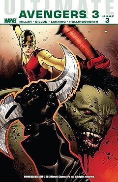 Ultimate Comics Avengers 3 #3 (of 6)