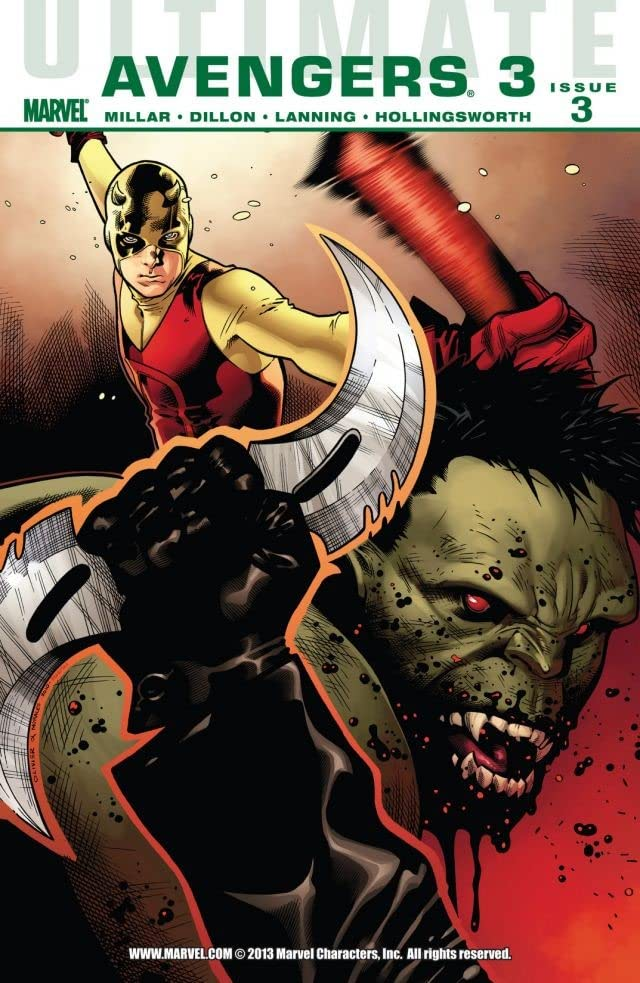 Ultimate Comics Avengers 3 #3 (of 6)