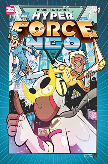 Hyper Force Neo #1