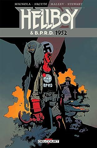 Hellboy & BPRD Tome 1: 1952