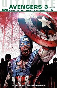 Ultimate Comics Avengers 3 #5 (of 6)