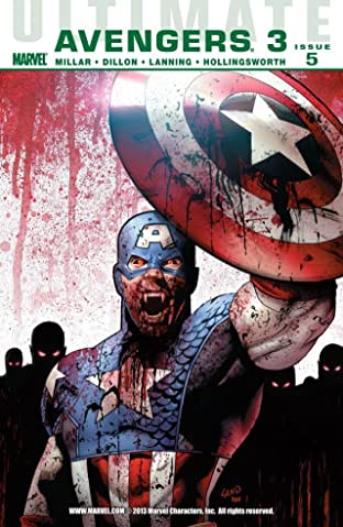 Ultimate Comics Avengers 3 No.5 (sur 6)