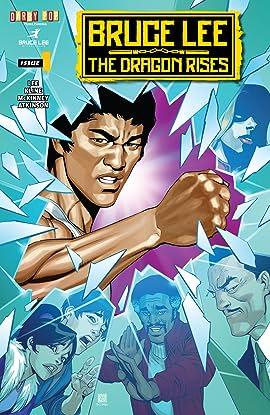 Bruce Lee: The Dragon Rises #1