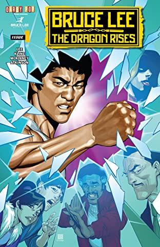 Bruce Lee: Rise of the Dragon #1