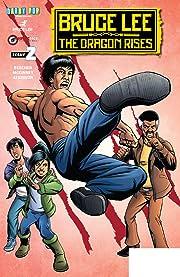 Bruce Lee: The Dragon Rises #2
