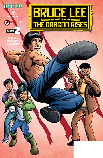 Bruce Lee: The Dragon Rises #2