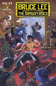 Bruce Lee: The Dragon Rises #3