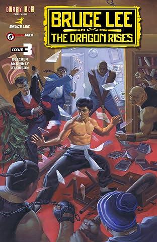 Bruce Lee: The Dragon Rises No.3