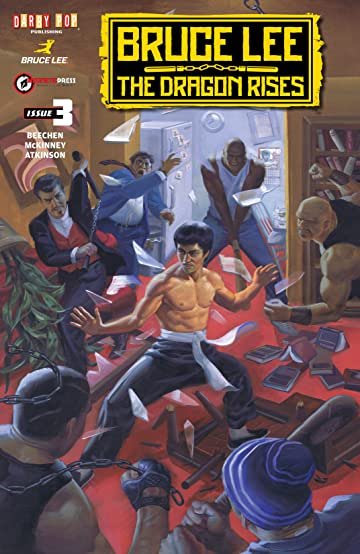 Bruce Lee: The Dragon Rises #3
