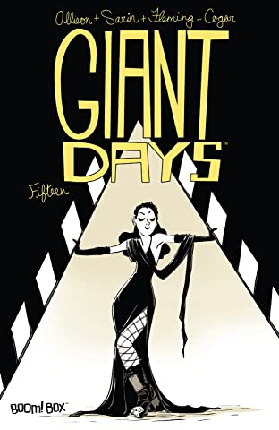 Giant Days No.15