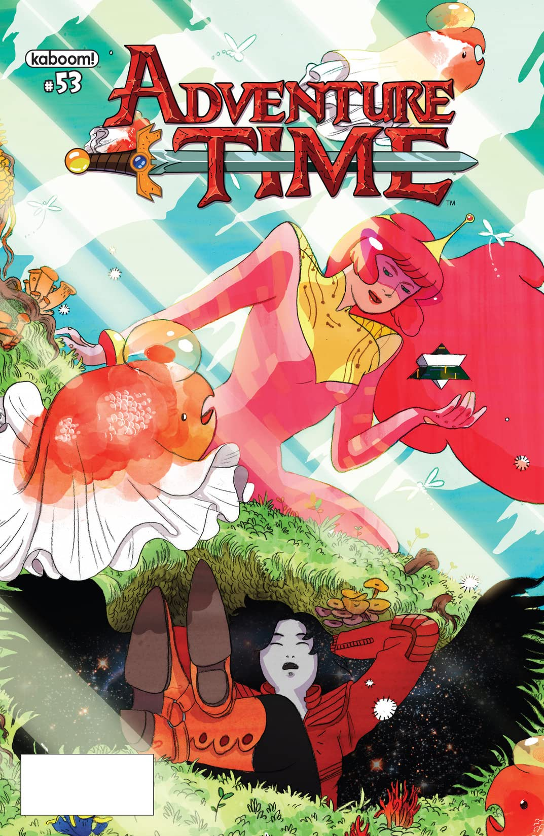 Adventure Time #53