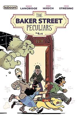 Baker Street Peculiars #4