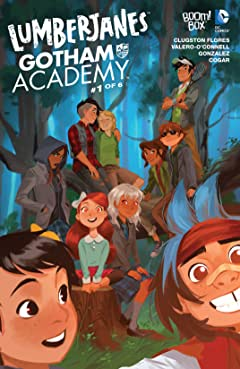 Lumberjanes/Gotham Academy #1 (of 6)