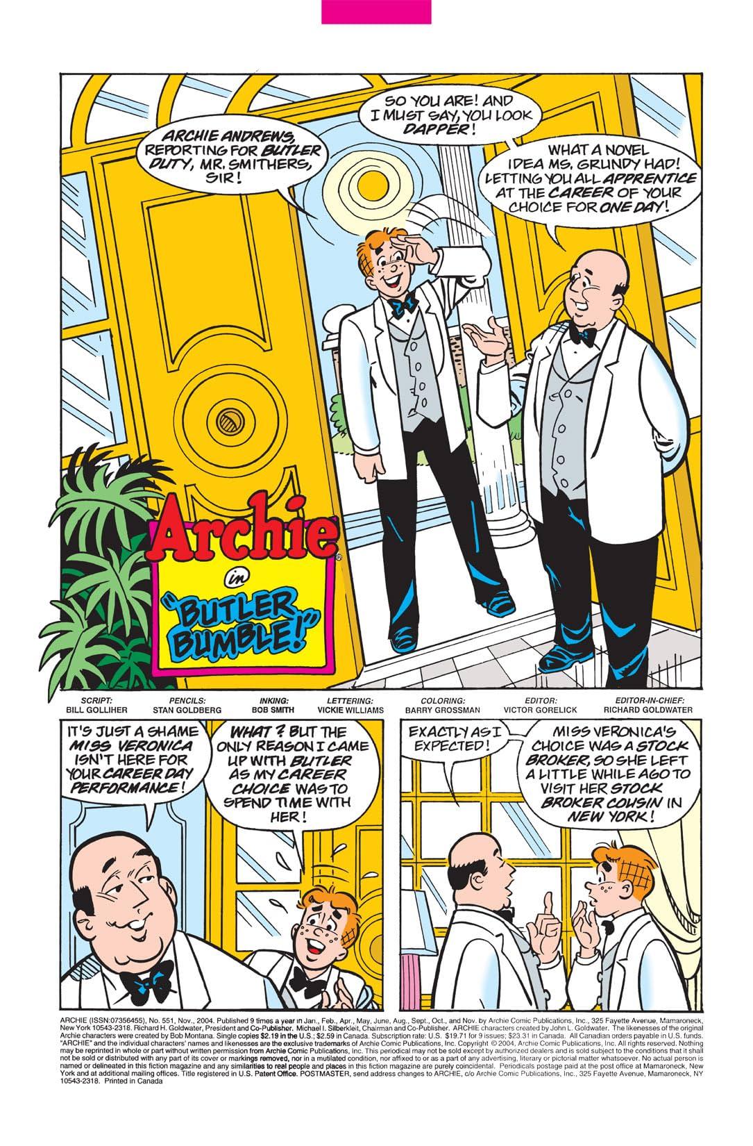 Archie #551