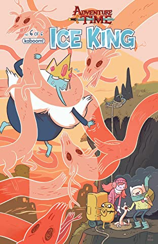 Adventure Time: Ice King #6