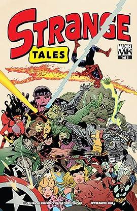 Strange Tales No.1 (sur 3)