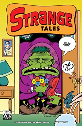 Strange Tales No.2 (sur 3)