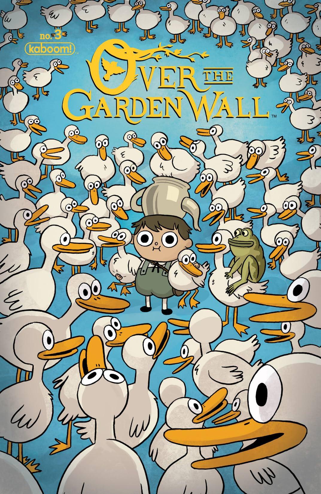 Over The Garden Wall (2016-) #3