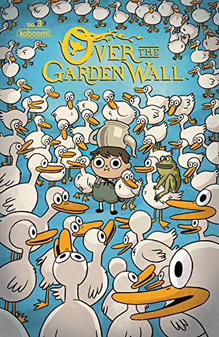 Over The Garden Wall (2016-) No.3