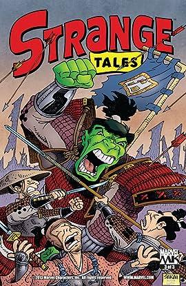 Strange Tales No.3 (sur 3)