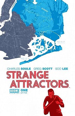 Strange Attractors (2016-) #1