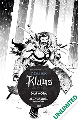 Klaus: Pen & Ink #1