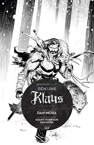 Klaus: Pen & Ink #1