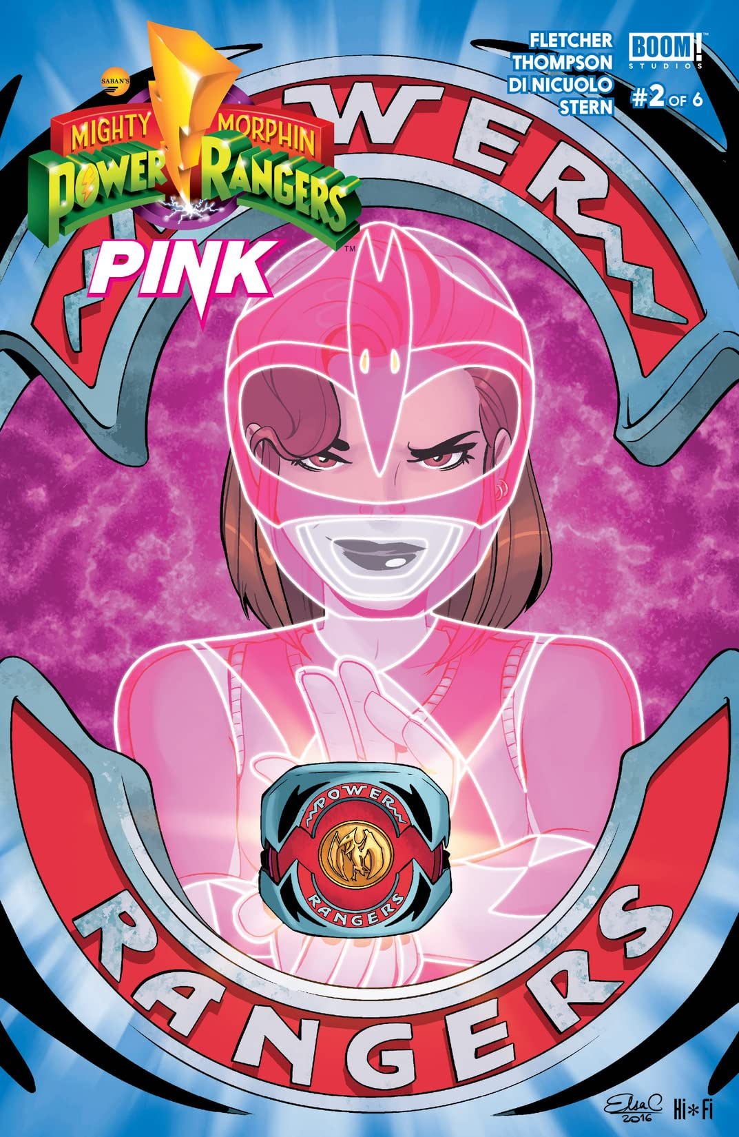 Mighty Morphin Power Rangers: Pink #2 (of 6)