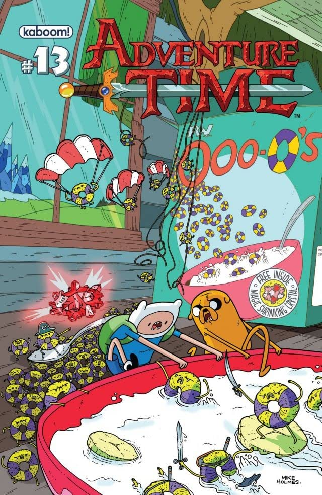 Adventure Time #13