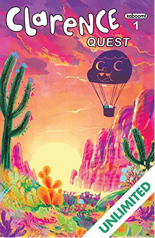 Clarence: Quest #1