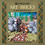 Mouse Guard: Art of Bricks