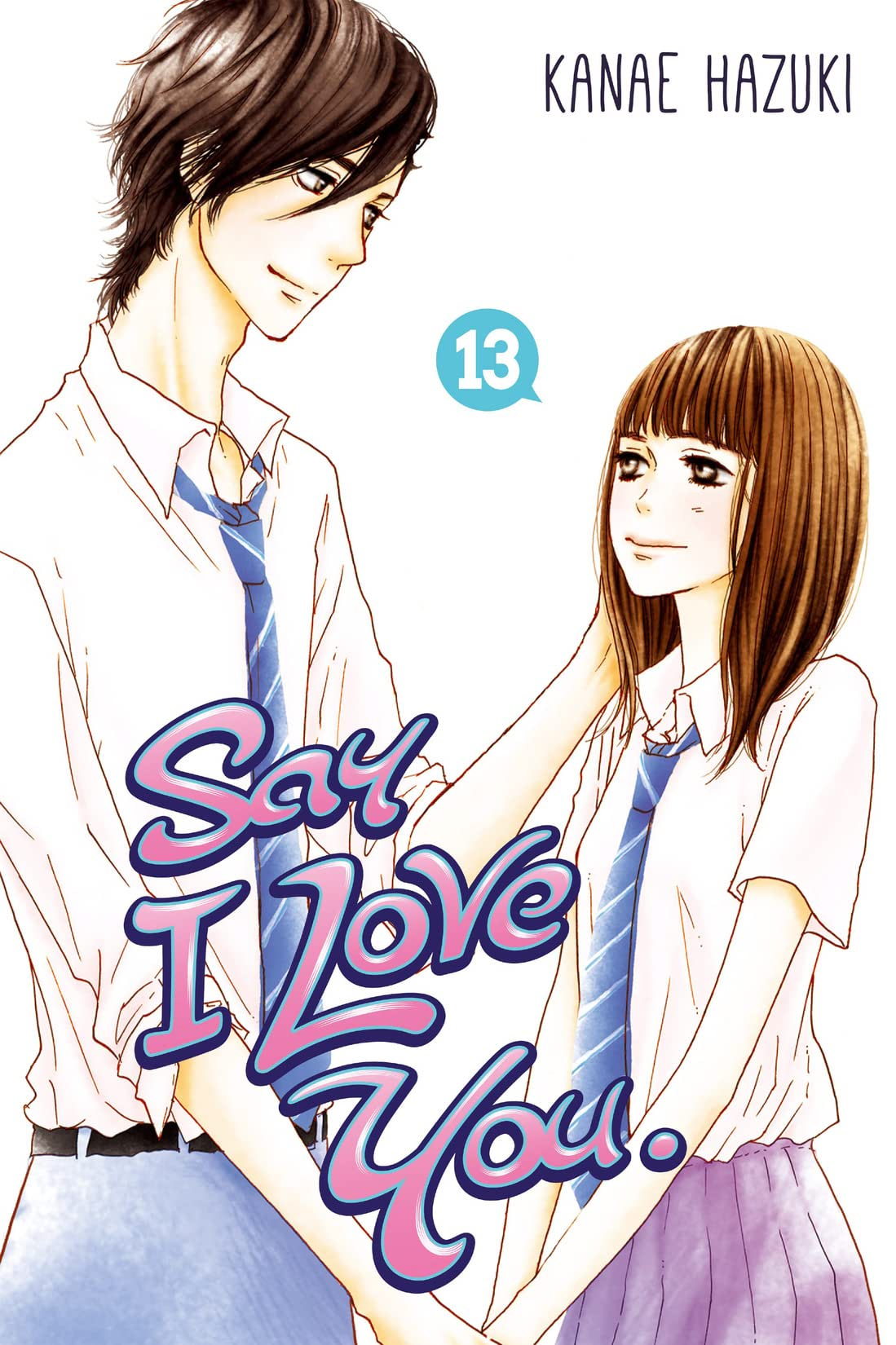 Say I Love You. Vol. 13