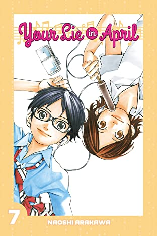 Your Lie in April Vol. 7