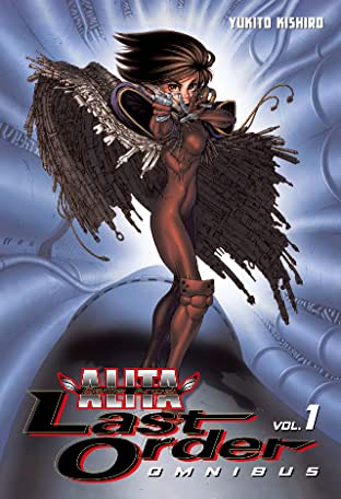 Battle Angel Alita: Last Order Omnibus Tome 1