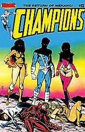 Champions #12
